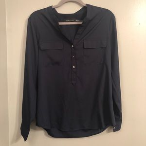 Ivanka Trump Long Sleeve Blouse